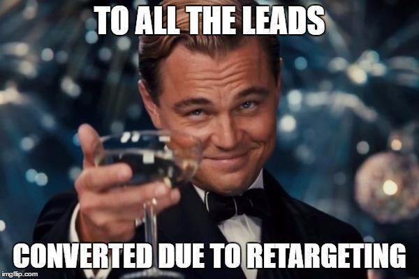 ppc agency remarketing meme