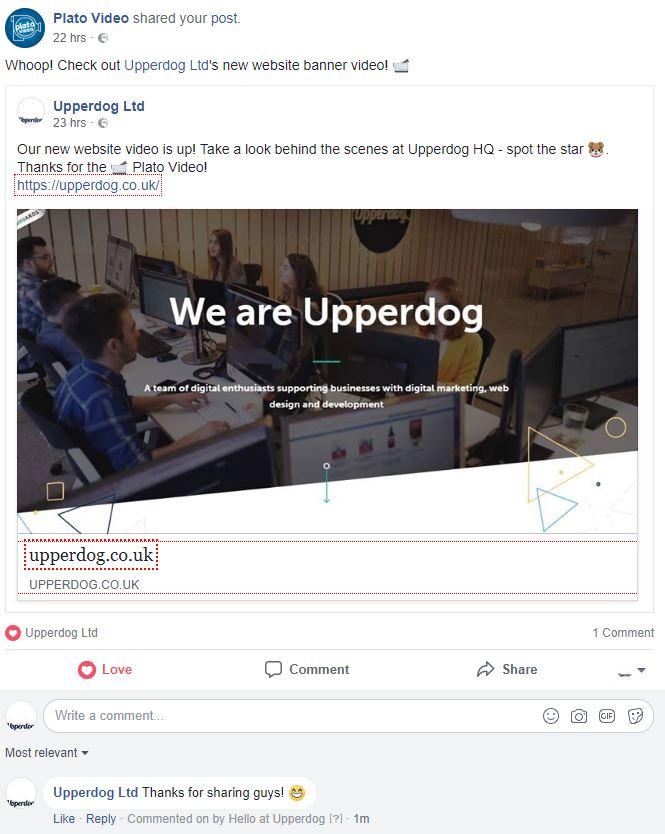 Upperdog-facebook-algorithm-share-engagement